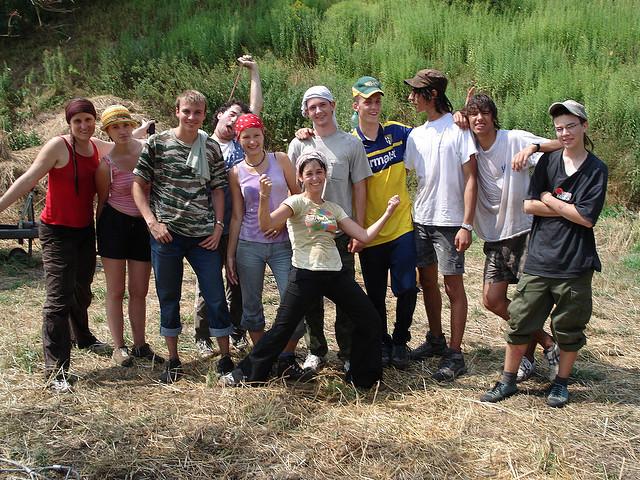 Учить Английский Через Волонтерство - Английский Для Волонтеров - Учим английский вместе