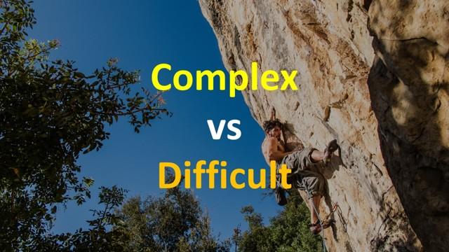 В Чем Разница Между Hard, Difficult, Complicated И Heavy? - Учим английский вместе