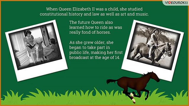 Королева Елизавета – Символ Великобритании - Учим английский вместе