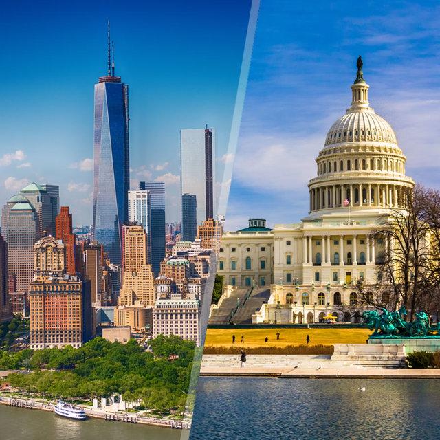 Почему Нью-Йорк Не Столица США - Учим английский вместе