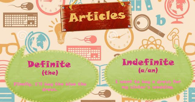 Артикль В Английском Языке - Определенные И Неопределенные Артикли Английского Языка - Учим английский вместе