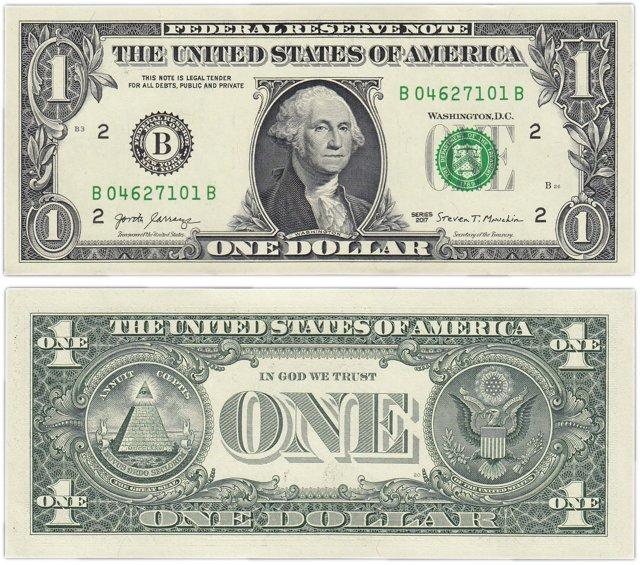 Президенты Сша На Долларах - Учим английский вместе