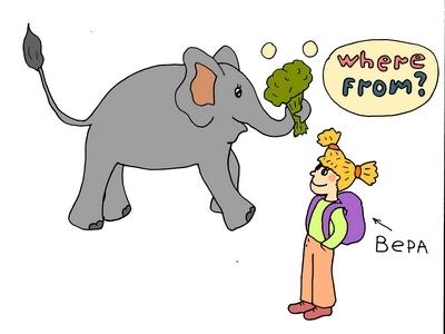 Вопросительные Слова В Английском Языке: Who, Whom, Whose - Учим английский вместе