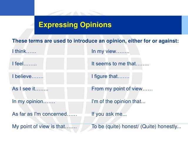 Использование Вводных Фраз В Английском - Учим английский вместе
