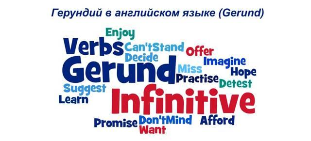 Герундій В Англійській Мові - Правила, Приклади - Учим английский вместе
