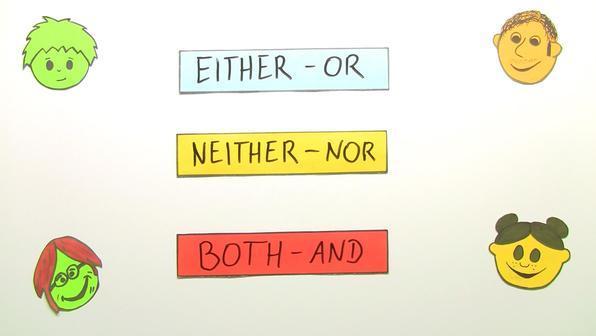 Употребление Either, Neither И Both: Отличия И Правила Использования В Английском Языке - Учим английский вместе