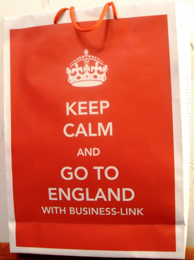 История Слогана «keep Calm And Carry On» - Учим английский вместе