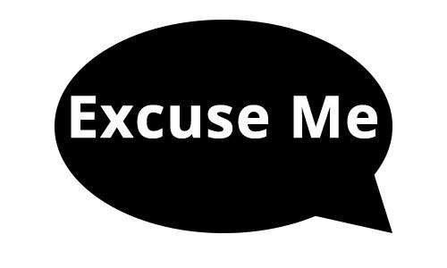 Разница Между Sorry И Excuse Me - Учим английский вместе
