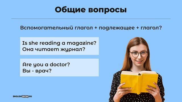 Вопросительная Форма – Это Легко! - Учим английский вместе