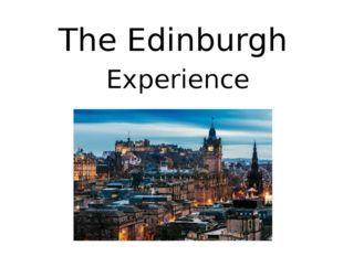 Топ 15 Фактов Об Эдинбурге - Учим английский вместе