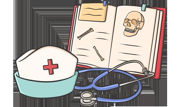 Английский Для Медиков: 300 Слов На Медицинскую Тематику - Учим английский вместе