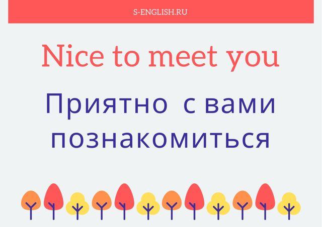№1: Учимся Приветствовать Друг Друга - Учим английский вместе