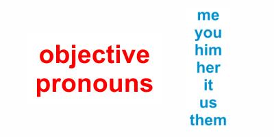 Объектные Местоимения – Что Это? - Учим английский вместе